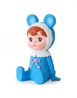 Lapin & Me moneybox blue