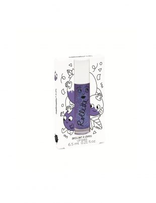 Nailmatic Kids Lip gloss - Blackcurrant