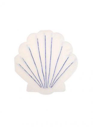 meri meri shell napkins