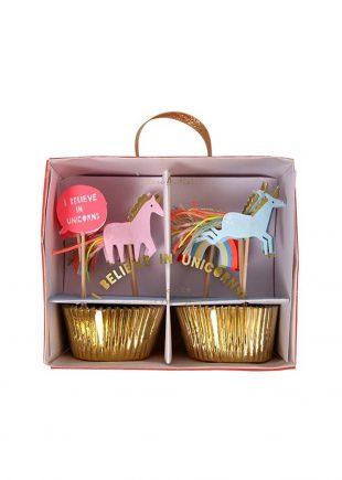 meri meri unicorn cupcakeset