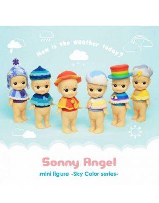 sonny angel sky color series 2017